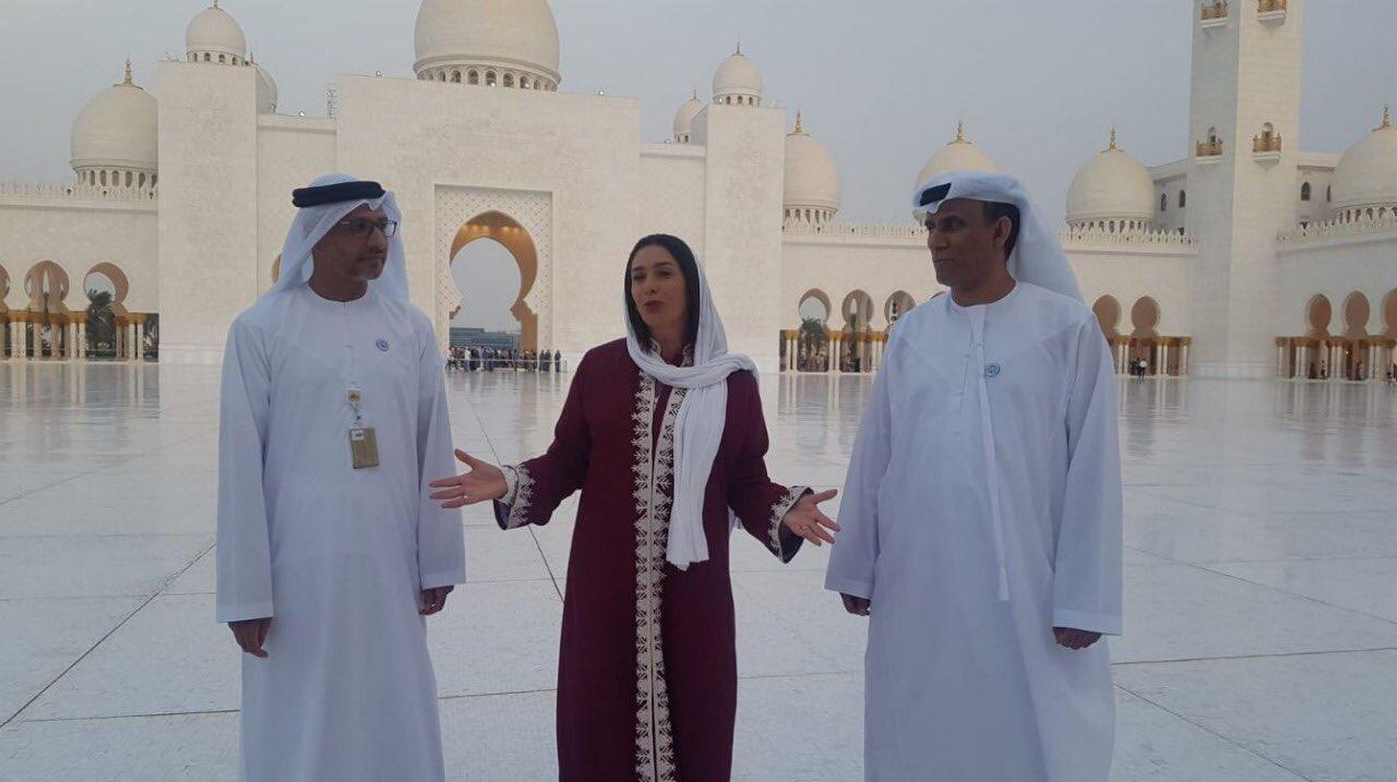 Photo of علناً…  «اسرائيل» بحضن الإمارات
