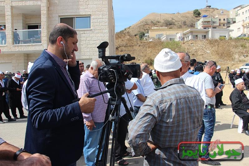 "Photo of تقرير ""عطا فرحات"" من الارض المحتلة"