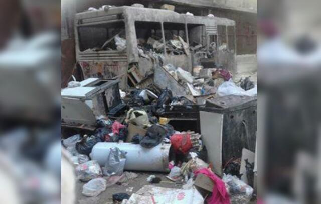 Photo of القمامة تملئ جرمانا… والأهالي يتسألون إلى متى ؟