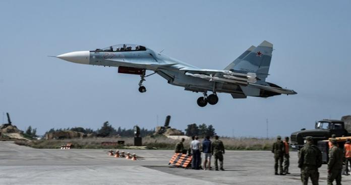 Photo of موسكو : واشنطن تقوم بإدارة «هجوم حميميم»