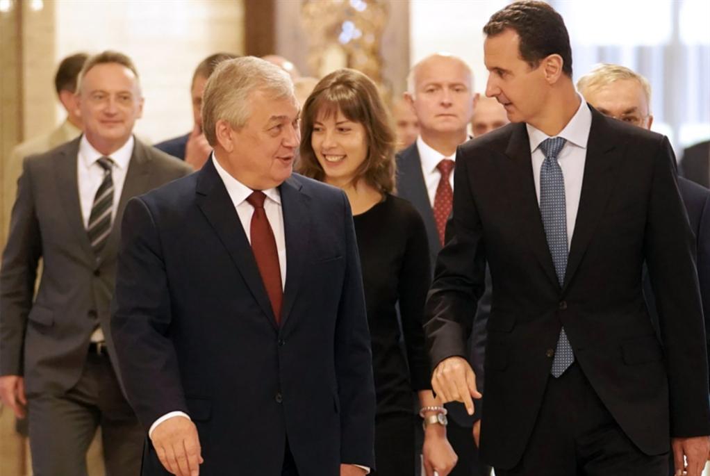 Photo of حراك دبلوماسي ـ أمني روسي… من الخليج إلى دمشق