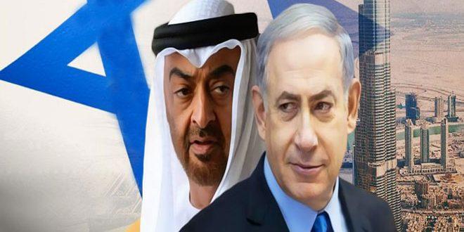 Photo of الإمارات تستقبل فريقاً إسرائيلياً وتسمح برفع العلم الإسرائيلي على أراضيها