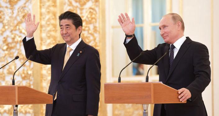 Photo of اليابان تعرب عن استعدادها لتطوير العلاقات الاقتصادية مع روسيا