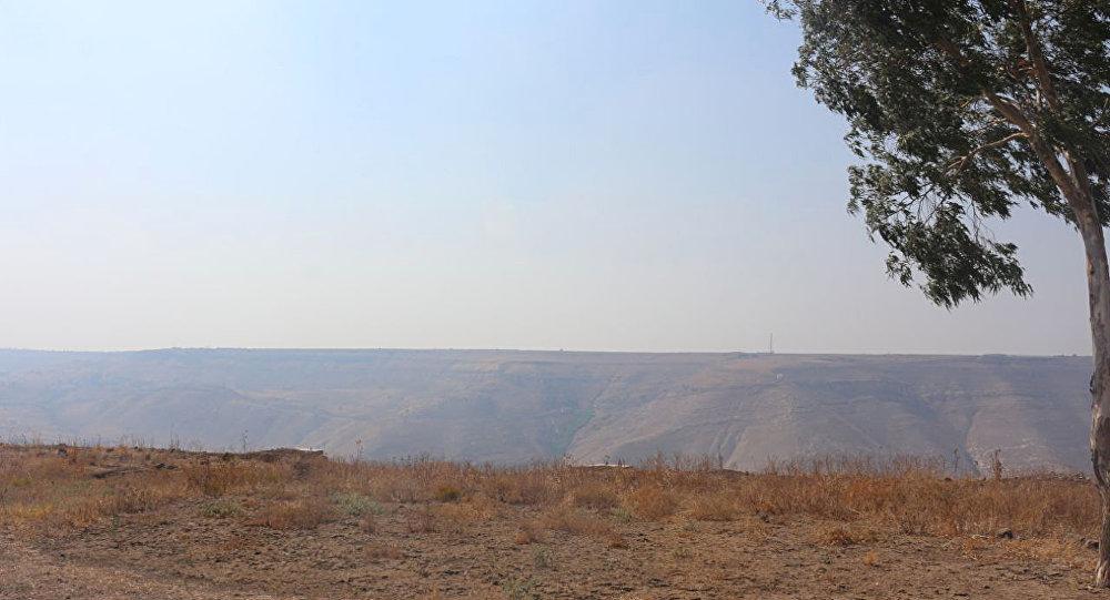 "Photo of ""اسرائيل"" تعثر على شظايا لصاروخ مضاد للطيران في الجولان المحتل"
