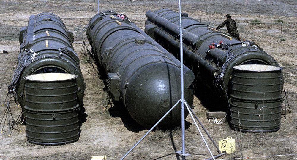 Photo of ترحيب روسي بانضمام الصين والناتو إلى معاهدة التخلص من الصواريخ