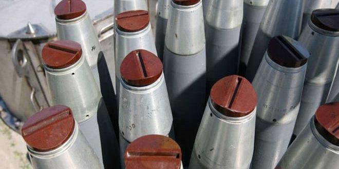 "Photo of إرهابيو ""جبهة النصرة"" ينشرون 50 صاروخاً كيميائياً بإدلب"