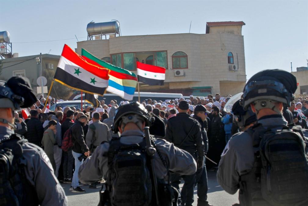 Photo of انتفاضة تُسقط «الانتخابات»: لا «مجالس إسرائيلية» في الجولان