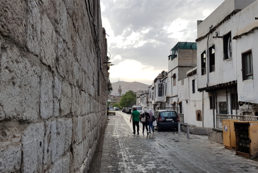 Photo of دمشق 2018: «ماذا فعلتُم بالوردة»؟