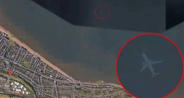 Photo of العثور على طائرة عبر خرائط غوغل