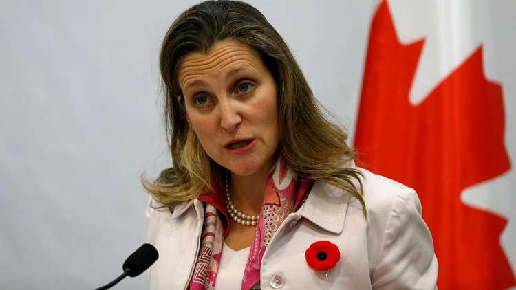 Photo of كندا ترحب بالعقوبات الأمريكية ضد 17 سعوديا وتدرس اتخاذ خطوة مماثلة