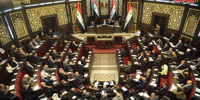 Photo of البرلمان السوري يٌناقش تثبيت العاملين وإلغاء مكاتب التشغيل