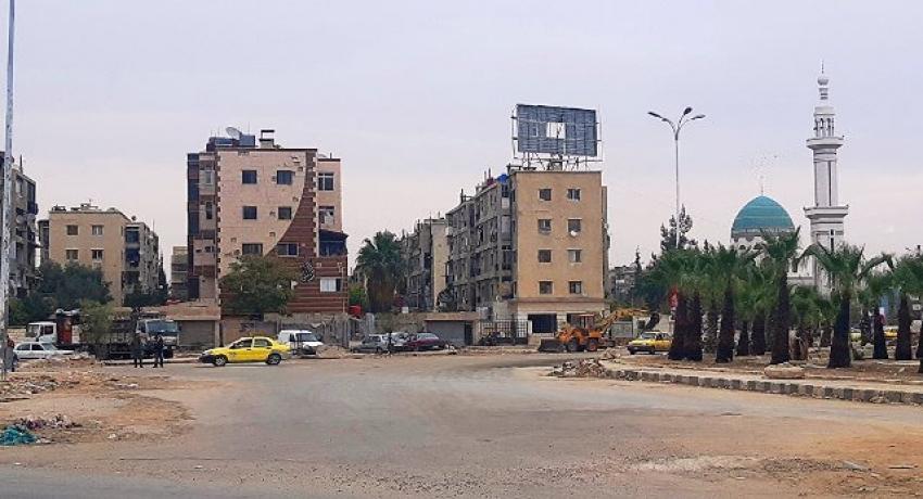 """Photo of قرار بإعادة سكان """"مخيم اليرموك"""" لمنازلهم"""
