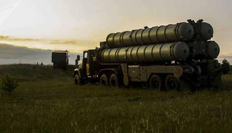 "Photo of ما هو نظام ""بوليانا-دي4"" الذي رافق ""إس-300"" إلى سوريا"