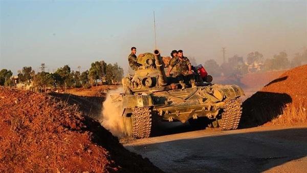 الجيش يغلق معبر مورك.. ويرد على خرق الإرهابيين لاتفاق إدلب