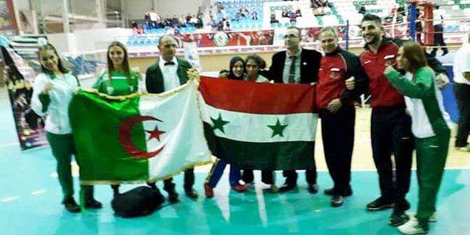 Photo of Syria gains two gold medals in Kickboxing games of Algeria
