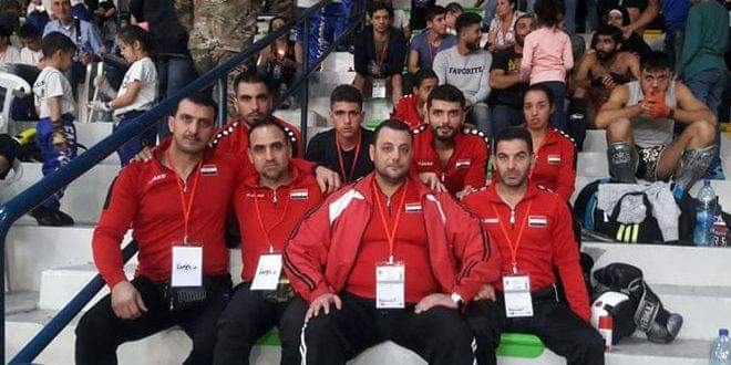 Photo of Syria wins 9 medals in Muay Thai World Championship