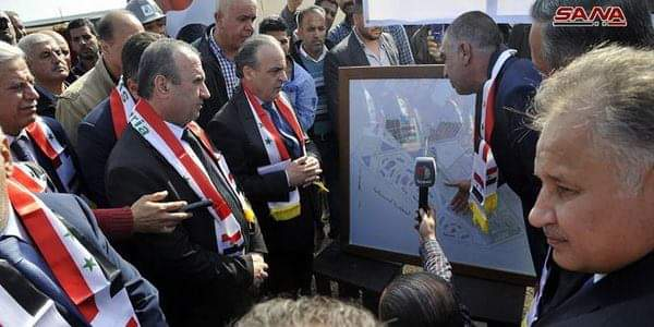 Photo of PM Khamis inaugurates service and development projects in Damascus countryside