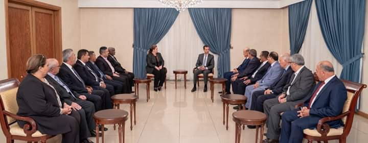 Photo of President al-Assad: Food security a key factor of Syria's independent decision