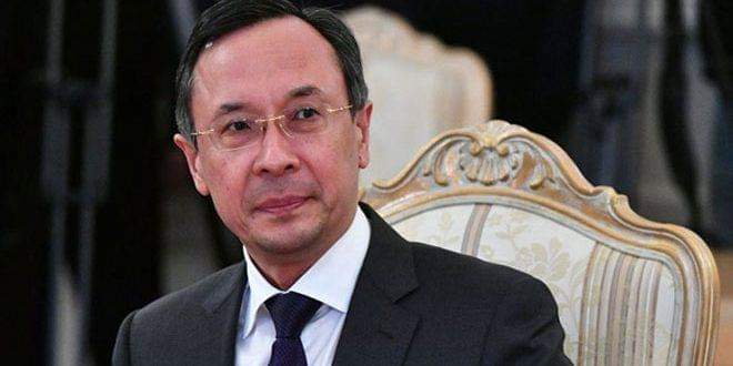 Photo of Kazakh FM : Next Astana meeting on Syria to be held on Nov. 28-29