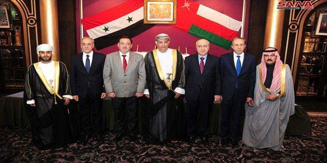 Photo of Omani embassy holds reception on 48th anniversary of national day
