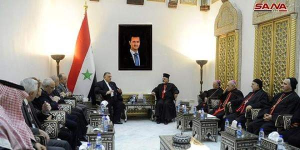 Photo of Sabbagh meets a parliamentary Jordanian delegation: promoting ties in the interest of two peoples