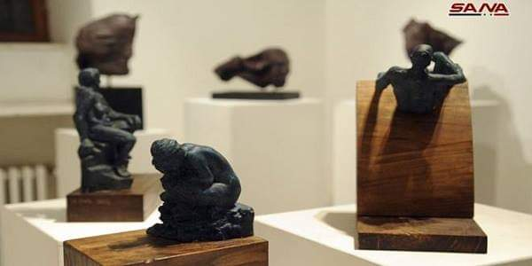 """Photo of Thirty creative artworks showcased at """"Sculpture 1"""" exhibition"""