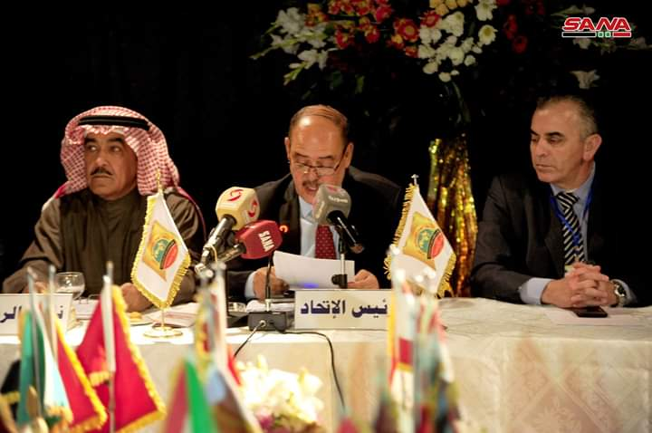 Photo of Arab Journalists Federation calls for halting siege on Syrian media institutions