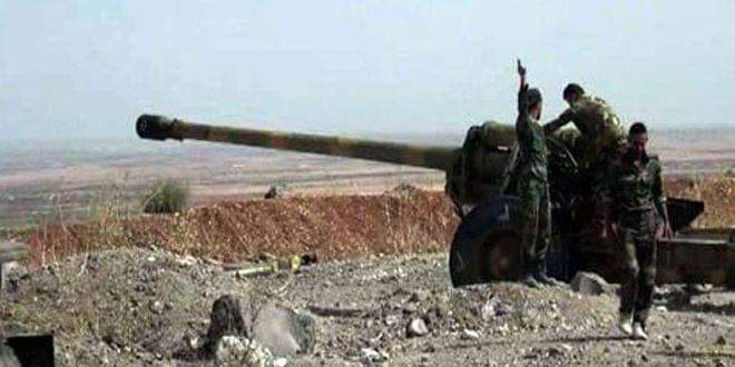 Photo of Terrorist groups violate demilitarized zone agreement in Idleb, army retaliates