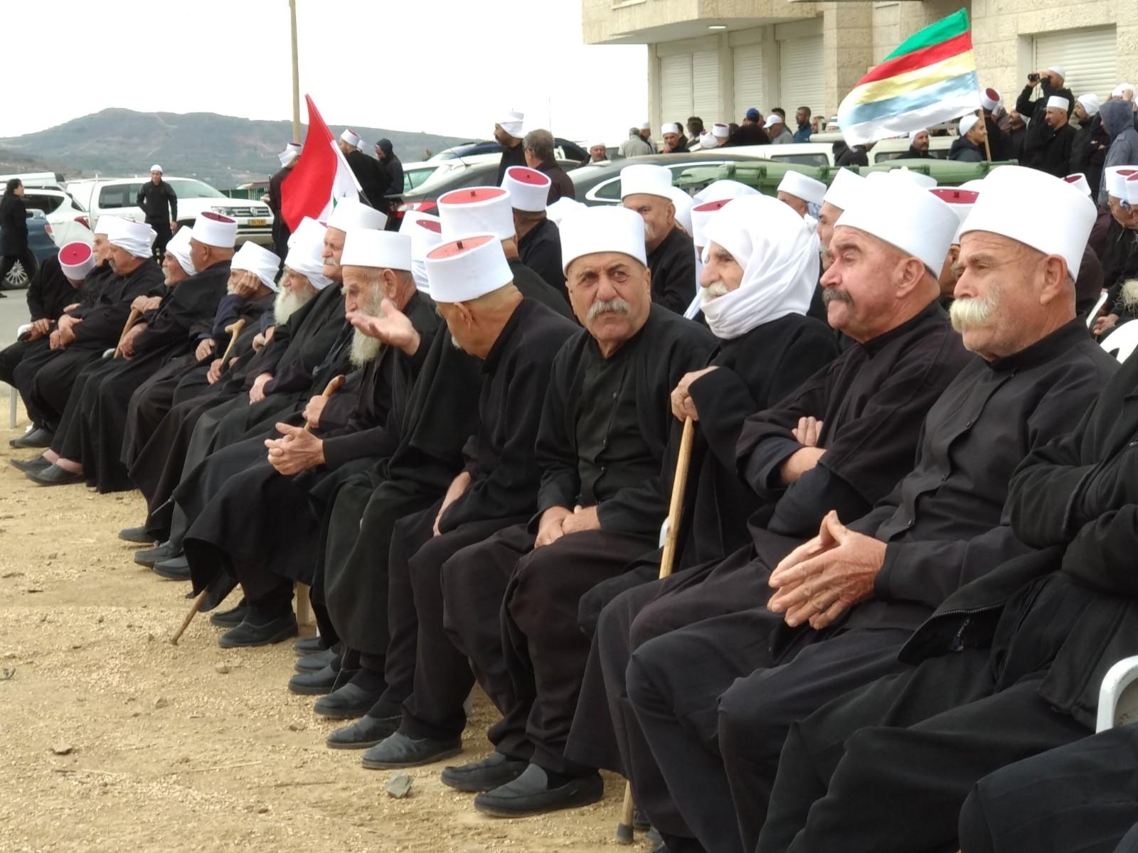 Photo of تقرير التلفزيون السوري- أهالي الجولان يؤكدون تمسكهم بأرضهم و بالهوية السورية