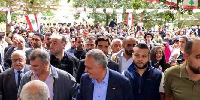 أرسلان من بيت الإستقلال في بشامون: في كل دول العالم الحكم استمرارية الا في لبنان