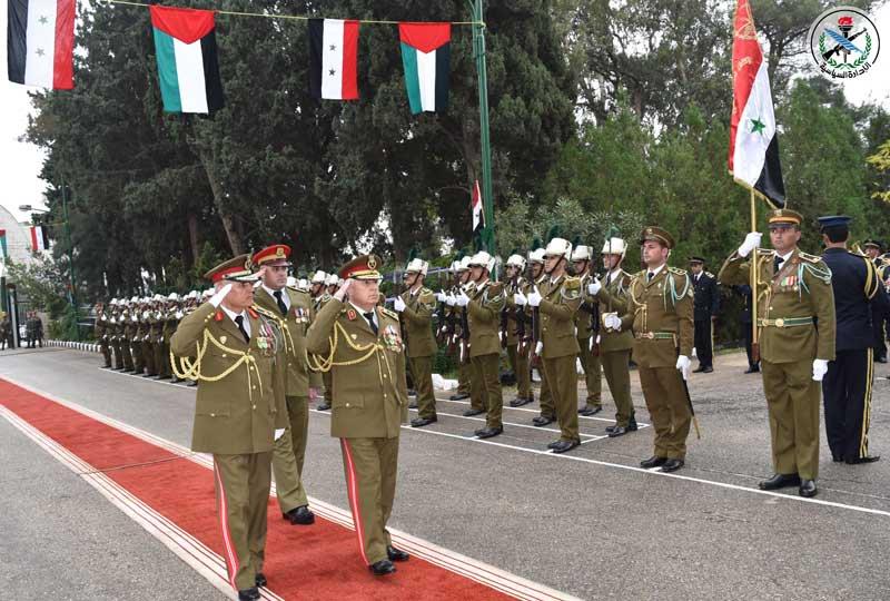 Photo of برعاية الأسد.. تخريج دورة جديدة من طلاب الكلية الحربية