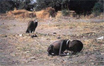 Photo of الصورة التي هزت العالم و تسببت بانتحار مصورها