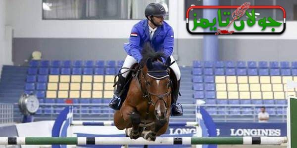 Photo of Distinct results for Syria in 4th round of Emirates Equestrian Showjumping League