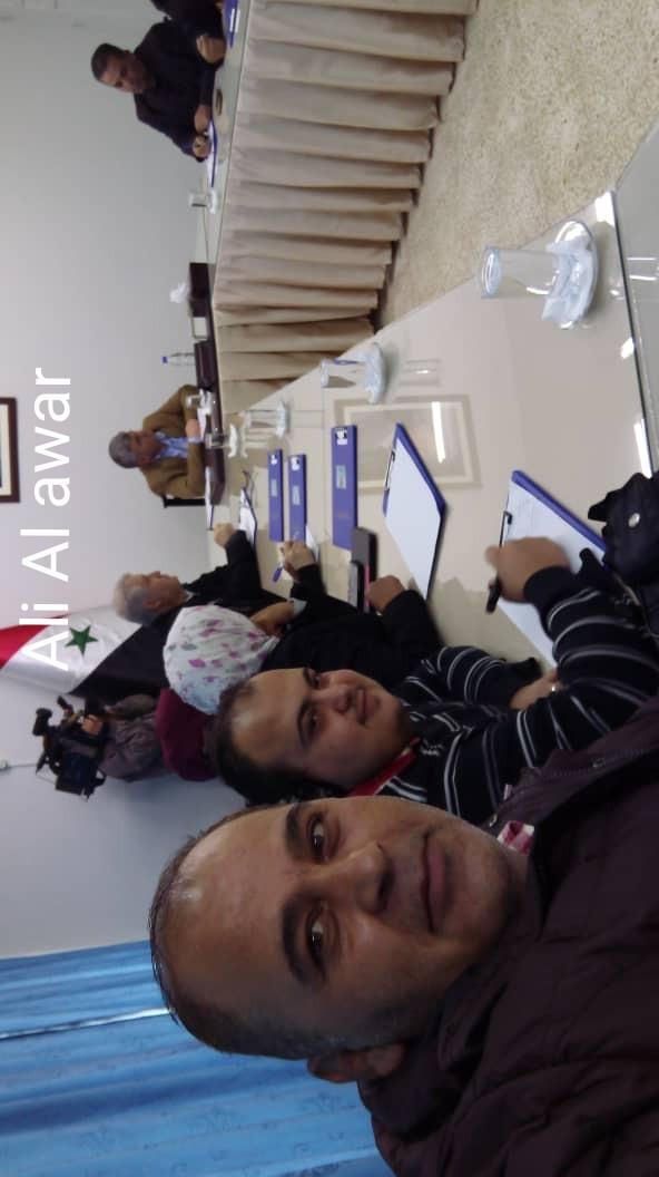 Photo of محافظ القنيطرة م. همام ديبات يطلع على واقع العمل الإعلامي في المحافظة