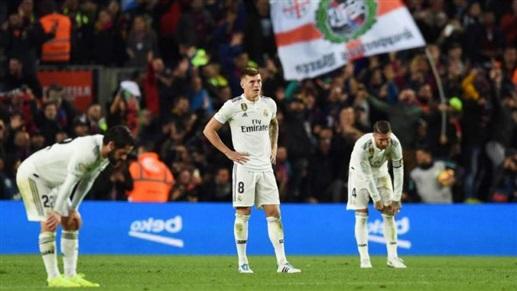 Photo of لعنة رقم 13 تلاحق ريال مدريد