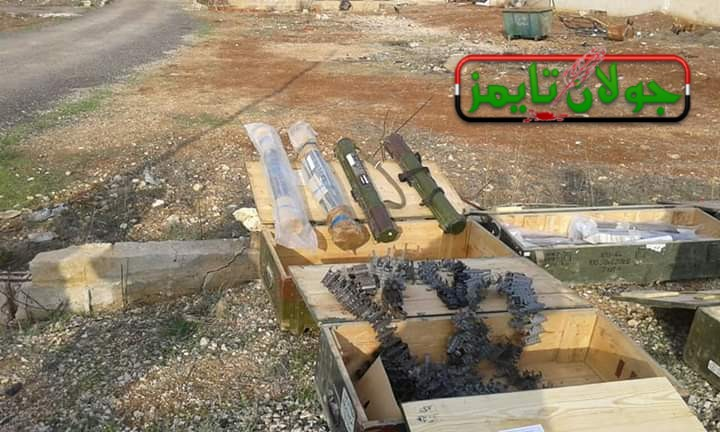 Photo of Syrian Arab Army finds terrorist hideouts and workshops for manufacturing weapons and chemicals in Aleppo countryside