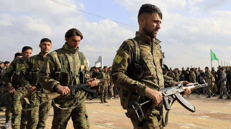 """Photo of """"قوات قسد"""" تحشد ضد تركيا بعد """"إعلان الحرب"""""""