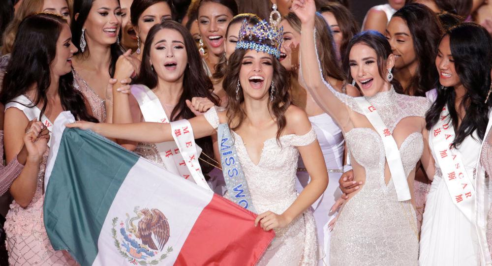 """Photo of مكسيكية تفوز بمسابقة """"ملكة جمال العالم 2018"""""""