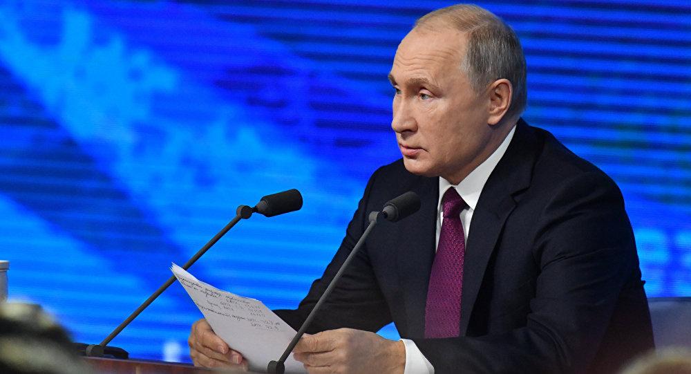 Photo of بوتين: العام المقبل سيشهد انطلاق مرحلة جديدة لتسوية الأزمة السورية