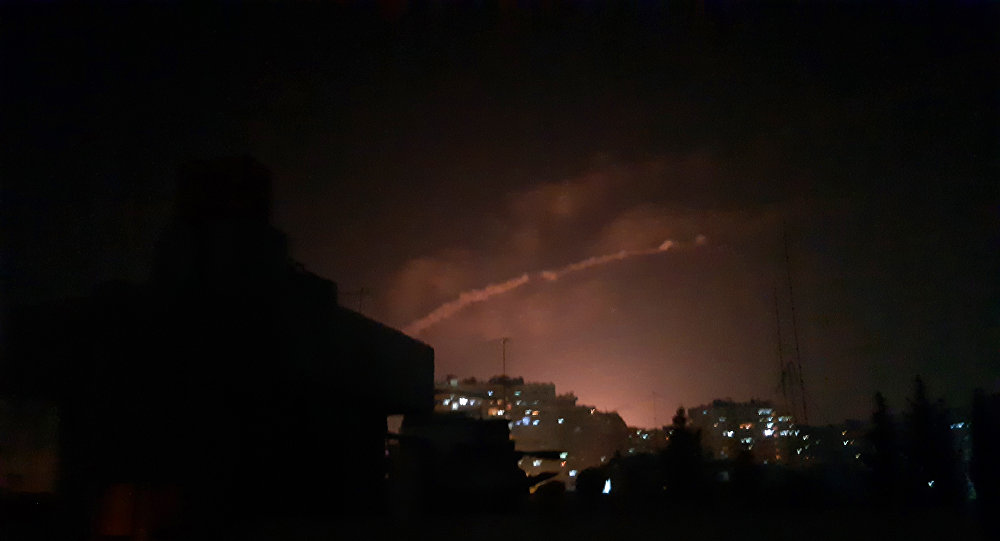 Photo of The army air defenses confront Israeli aggression that targeted T4 airport, shoot down most of the missiles