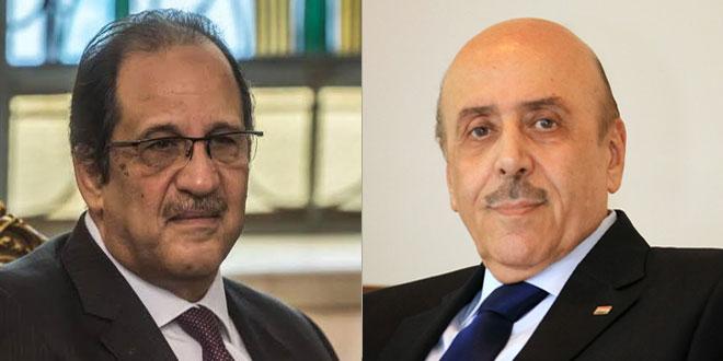 Photo of بدعوة رسمية.. اللواء علي مملوك يزور مصر