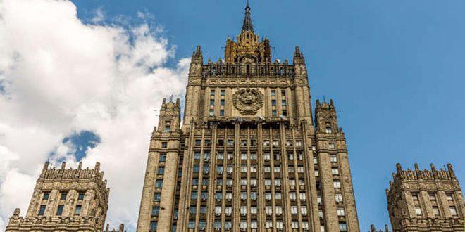 Photo of روسيا تجدد.. التواجد الأمريكي بسوريا غير شرعي