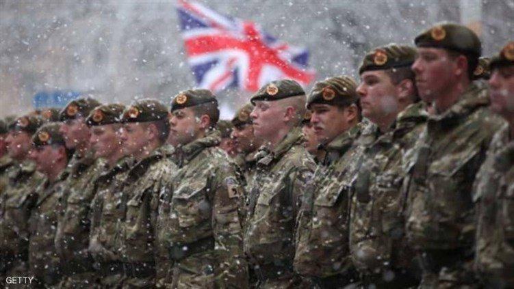 Photo of بريطانيا تجهز آلاف الجنود..!