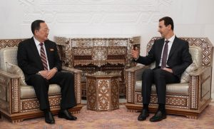 Photo of President al-Assad: Steadfastness of independent countries capable of changing int'l arena, restoring balance to it