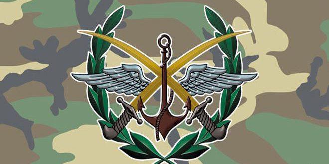 Photo of القيادة العامة للجيش تٌنهي الاحتفاظ لصف الضباط المجندين (الدورة 103)