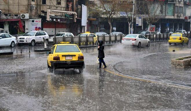 Photo of حالة الطقس – ثلوج وأمطار على المرتفعات