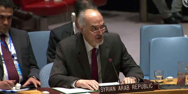 Photo of الجعفري: مركز العمل الإنساني المتعلق بالأزمة في سورية ينطلق من دمشق وليس من مكان آخر