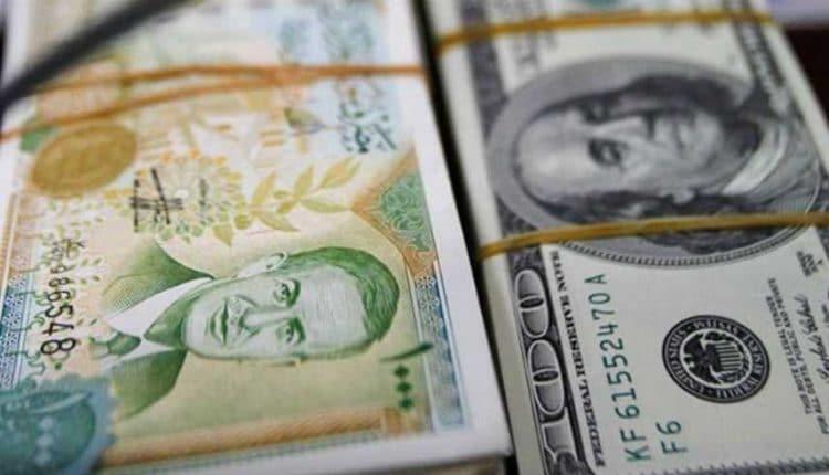 Photo of انخفاض سعر الدولار أمام الليرة السورية