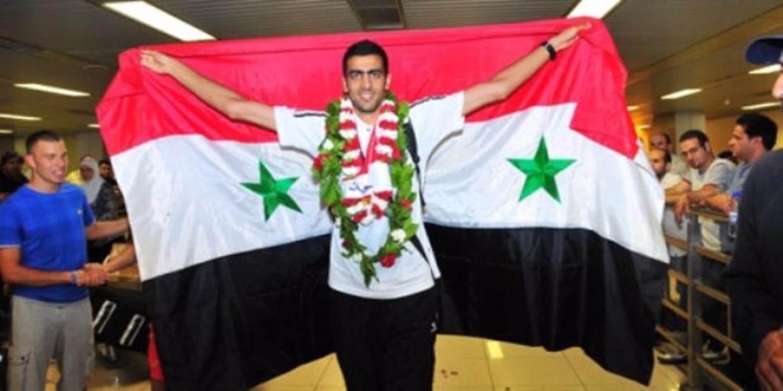 Photo of البطل السوري العالمي مجد الدين غزال يعد بالمزيد من الإنجازات