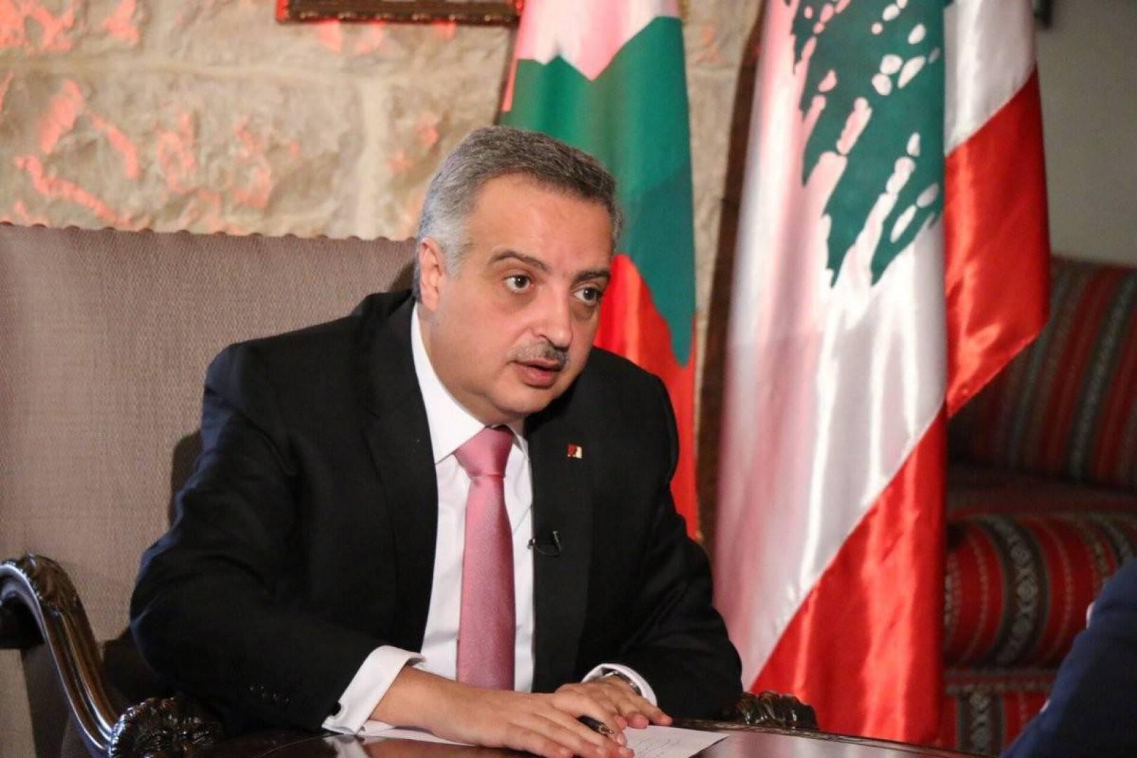 Photo of أرسلان: مدعي عام التمييز يتحمل مسؤولية ما حصل في الجاهلية